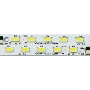 Светодиодные линейки торцевые, Edge LED