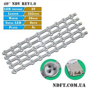 LED подсветка NDV REV1.0 01