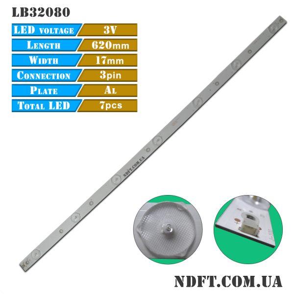 LED подсветка LB32080-E465853-E349376 01