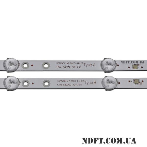 LED подсветка K320WDX 02