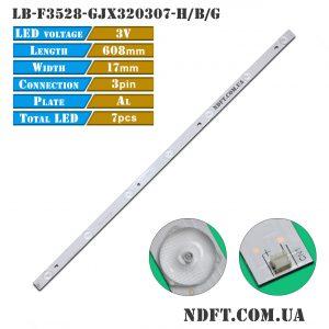 LED подсветка LED42D10A-ZC14DFG-01 LED42D10B-ZC14DFG-01 01