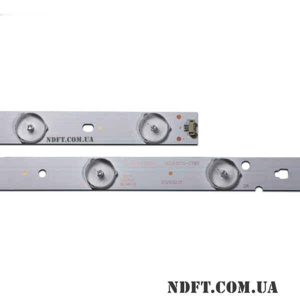 LED Backlight strip подсветка