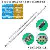LED подсветка D4GE-550DCA-R3 D4GE-550DCB-R3 01