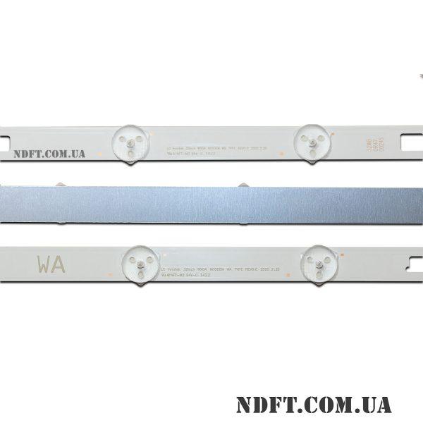 LED подсветка LG innotek 32inch WXGA NDSOEM rev0.0 вид2
