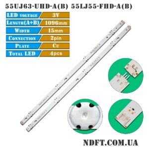 55UJ63-UHD-A 55UJ63-UHD-B 55LJ55-FHD-A 55LJ55-FHD-B 01