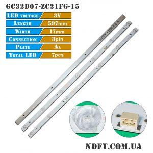 LED-подсветка V5DN-395SM0-R