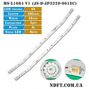 led-подсветка MS-L1084 V1 JS-D-JP3220-061EC 01