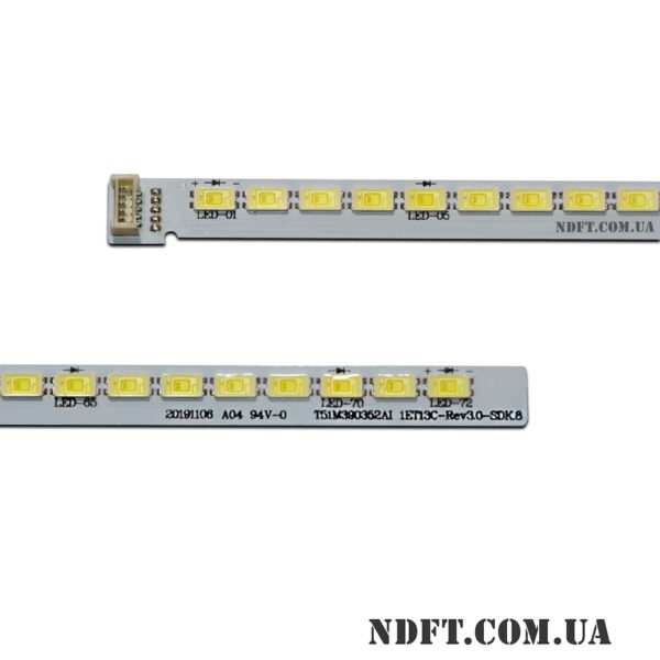LED подсветка T51M390352AI-1ET13C-REV3.0-SDK.8 02