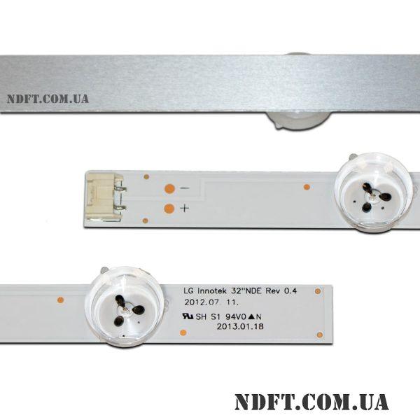 """LED подсветка LG-innotek-32""""-NDE-rev-0.4 02"""