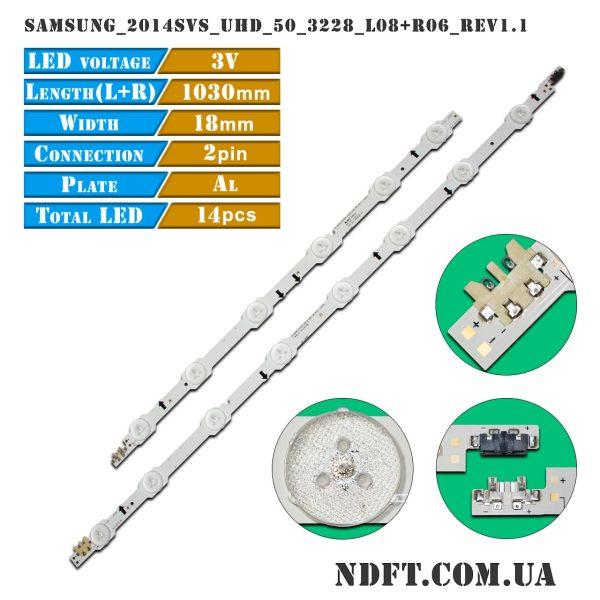LED подсветка телевизора Samsung_2014SVS_UHD_50 01