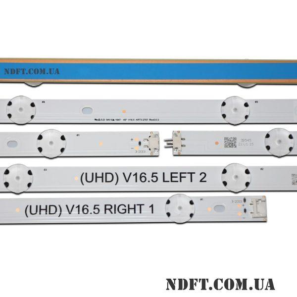 LED подсветка 49″-v16.5-art3- Rev0.02 02