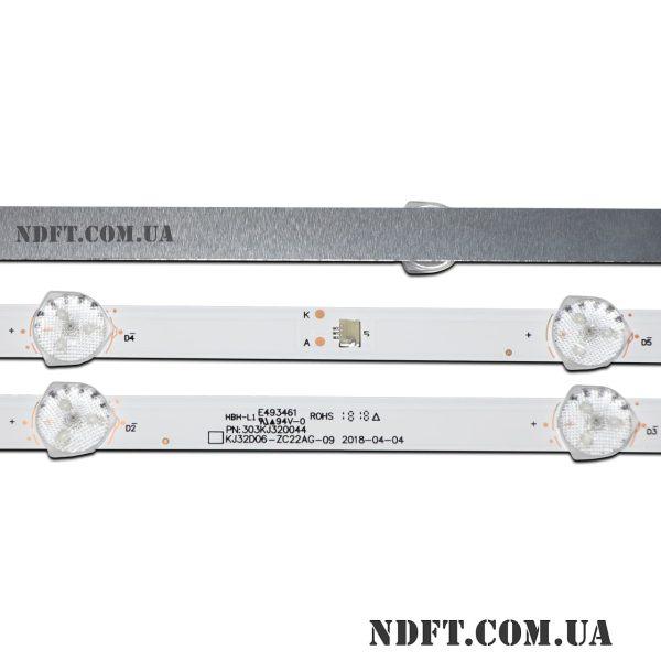 LED подсветка KJ32D06-ZC22AG-09 PN:303KJ320044 01
