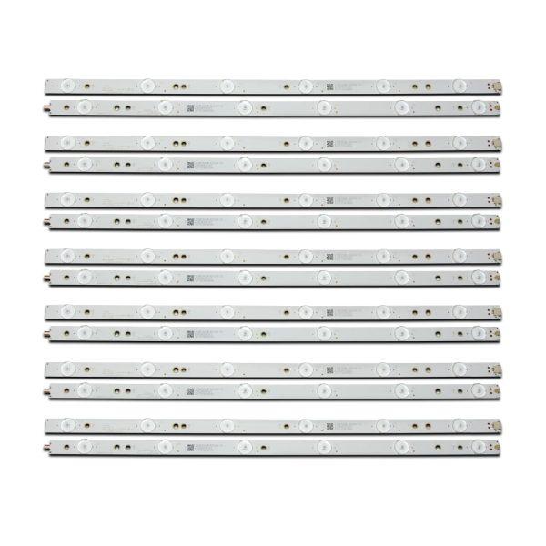 LED подсветка LB49016 V0_00+V1_00 GJ-2K16-490-D712-P5-R/L 03