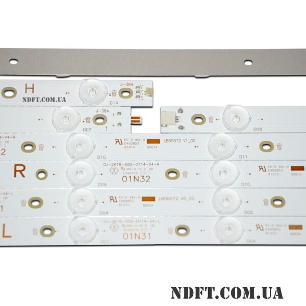 LED подсветка GJ-2K16-550-D714-V4-L/R LB55072-V0_00-V1_00 02