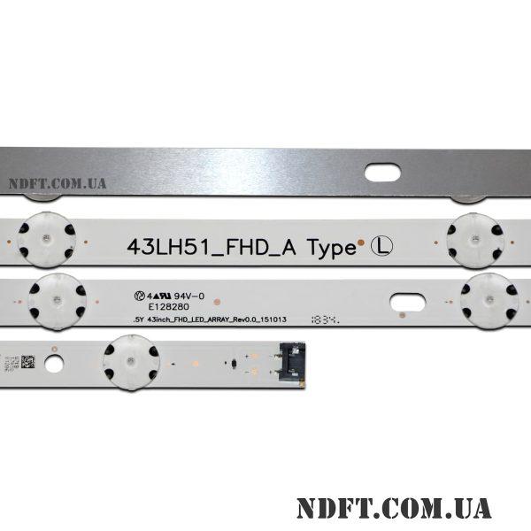 LED подсветка 43LH51-FHD-A 02