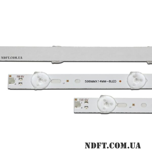 LED подсветка 598MMX14MM-8LED 02