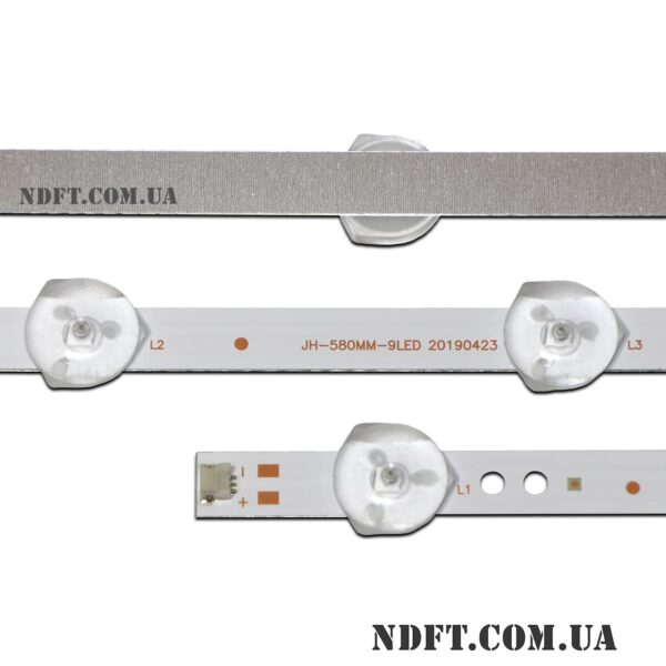 LED подсветка универсальная JH-580MM-9LED-3V 02