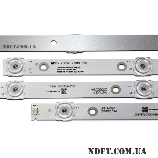 LED подсветка JS-D-JP65EK-062EC JS-D-JP65EU-062EC 02
