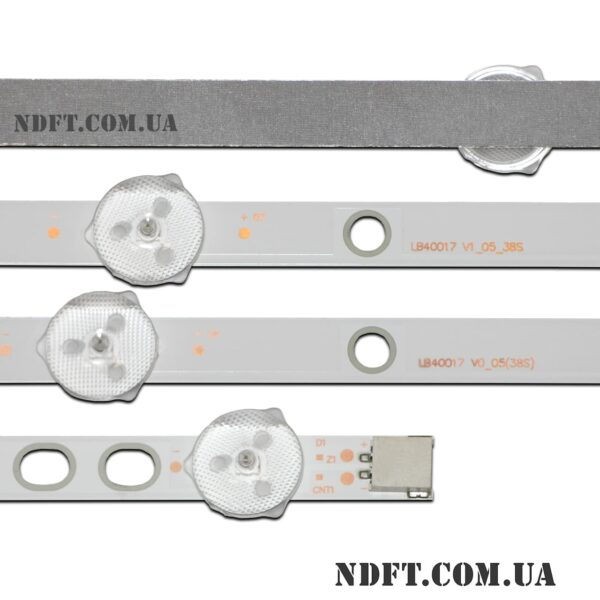 LED подсветка 17DLB40VXR1 LB40017 02