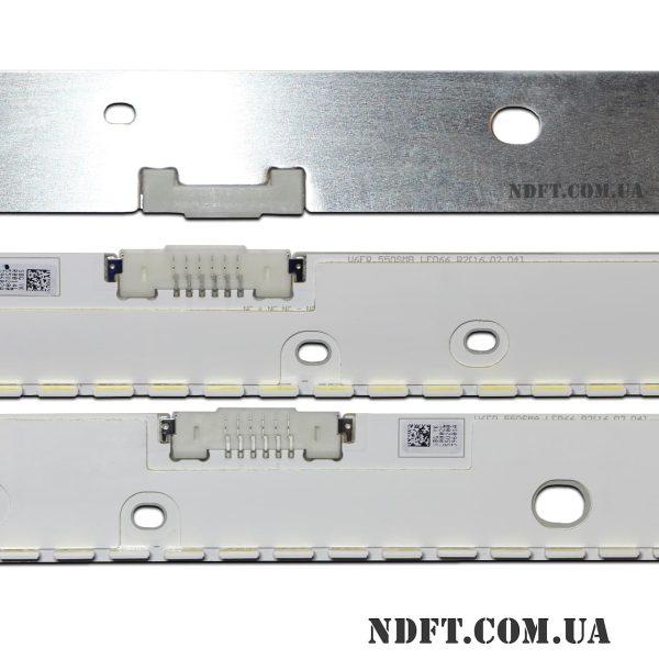 LED подсветка V6ER_550SMA_LED66_R2 V6ER_550SMB_LED66_R2 02