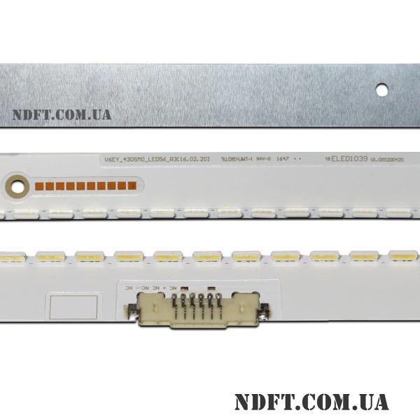 LED-подсветка V6EY_430SM0_LED56_R3 BN96-39506A LM41-00299A 02