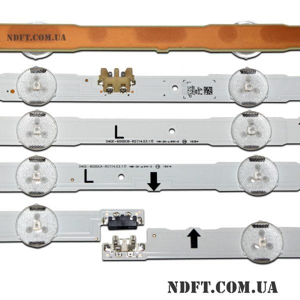 LED подсветка D4GE-600DCA-R2 D4GE-600DCB-R2 02