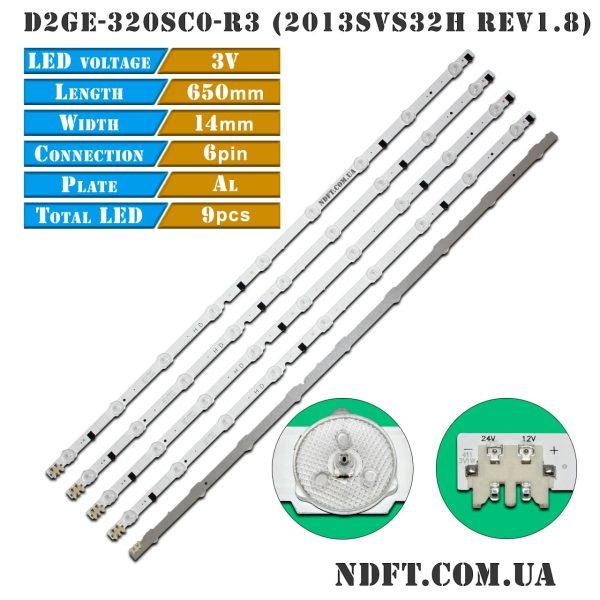LED D2GE-320SC0-R3 2013SVS32H alu 01