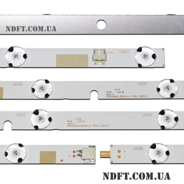 LED подсветка SVT550AA0 REV04 02